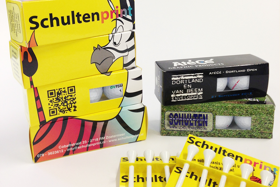 Direct Mailing drukwerk door SchultenPrint in Zoetermeer